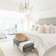 Six Blush Pink Bedroom Tips That Aren't Too Girly   Blush pink bedroom, Bedroom, Bedroom colo...