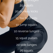 20 Minute Booty Builder Circuit